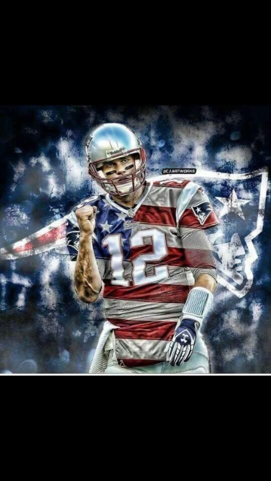 I love the patriots, especially Tom Brady
