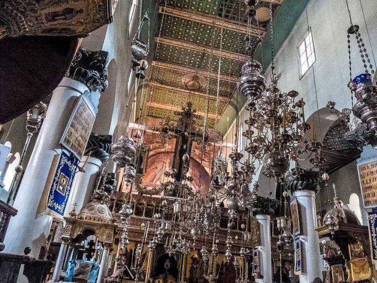 Saint Catherine's Monastery, Sinai, Egypt via Travel Past 50