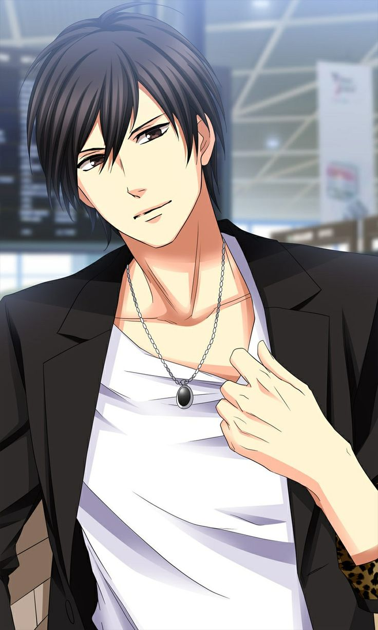 69 best images about otome games on pinterest i promise - Anime gamer boy ...