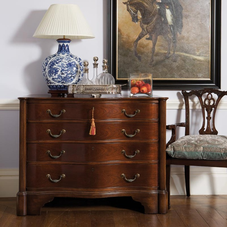 Eclectic Large Chest of Drawers | Georgian/Eclectic | Chests of Drawers