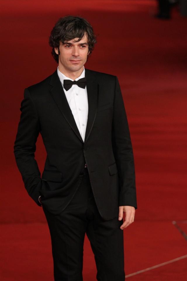 Luca Argentero sul red carpet del Festival Internazionale del Film di Roma#Romaff7