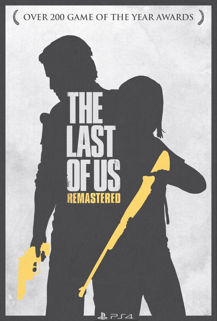 The Last Of Us - Remastered by shrimpy99.deviantart.com on @deviantART