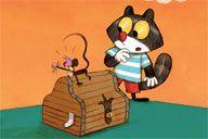 Pollo Pepe, Peca y Lino, Das y Zas, Lulú, la gata Lupe, Capitán Calzoncillos, Pupi, Morris, Pablo Diablo, Jacobo Lobo... ¿Los conoces a todos? Te presentamos a los protagonistas de los libros que más gustan a los niños.