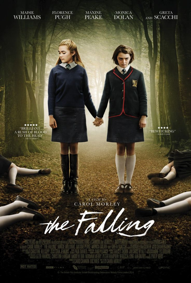 Return to the main poster page for The Falling