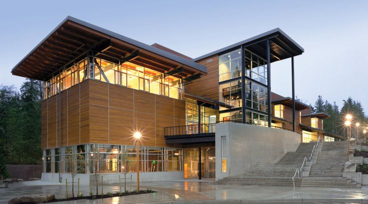Miller Hull - Olympic College Poulsbo