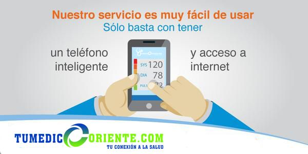 Nuestro servicio es muy fácil de usar. http://tumedicooriente.com/Directorio/ #TUCONEXIONALASALUD #AGENDATUCITA