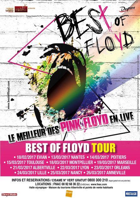 Best Of Floyd Tournée Nationale