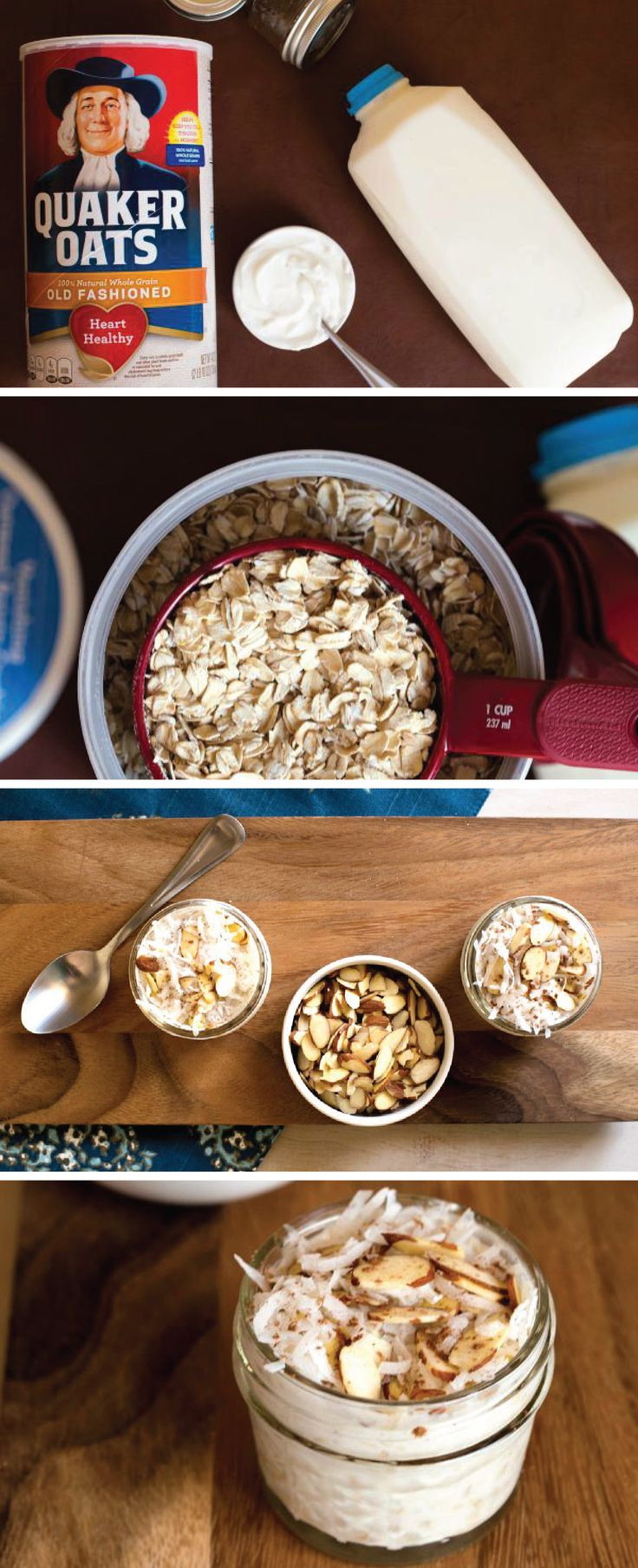 How To Prepare Quaker Old Fashioned Oats