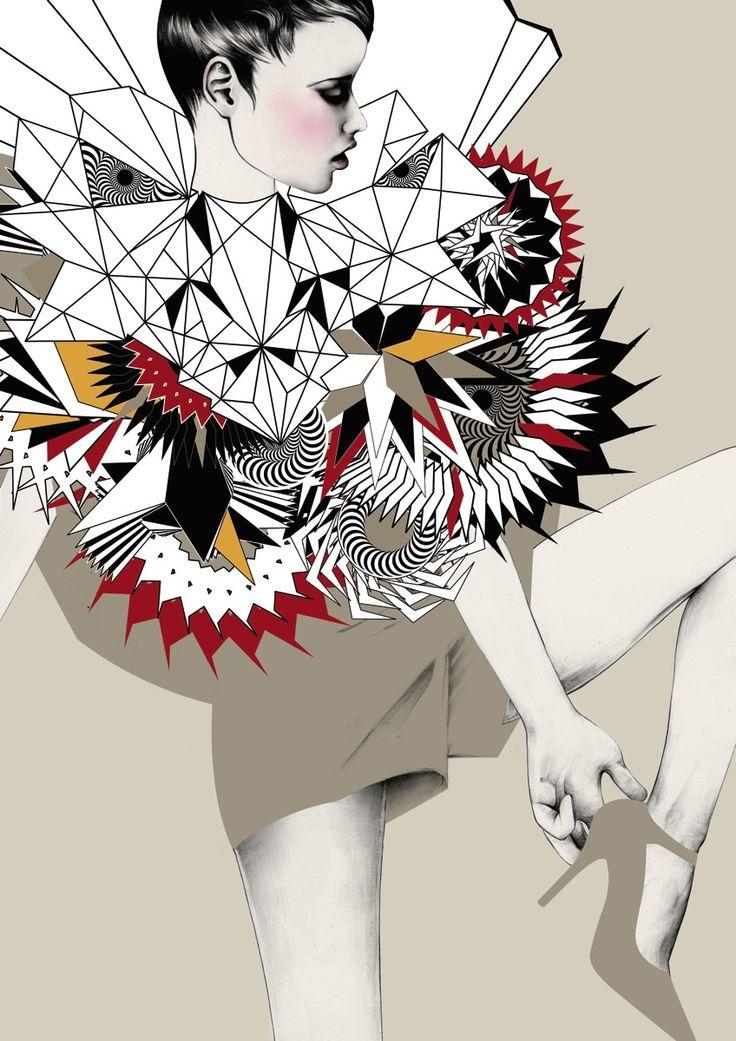 Animation Domination: Fashion Illustration Fantasy… « Katrin ...