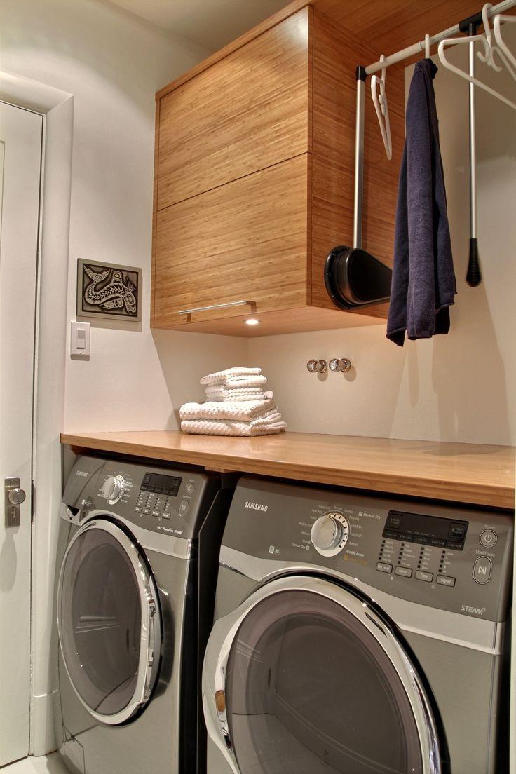 Salle de lavage réalisée par Richard & Levesque design Chantale Lahaye (margin)