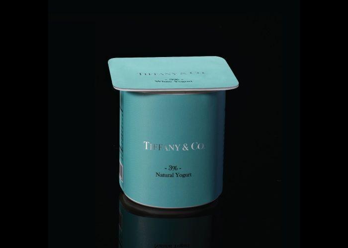 Tiffany yogurt