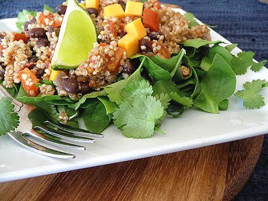 Quinoa Taco Salad | Tasty Kitchen: A Happy Recipe Community!