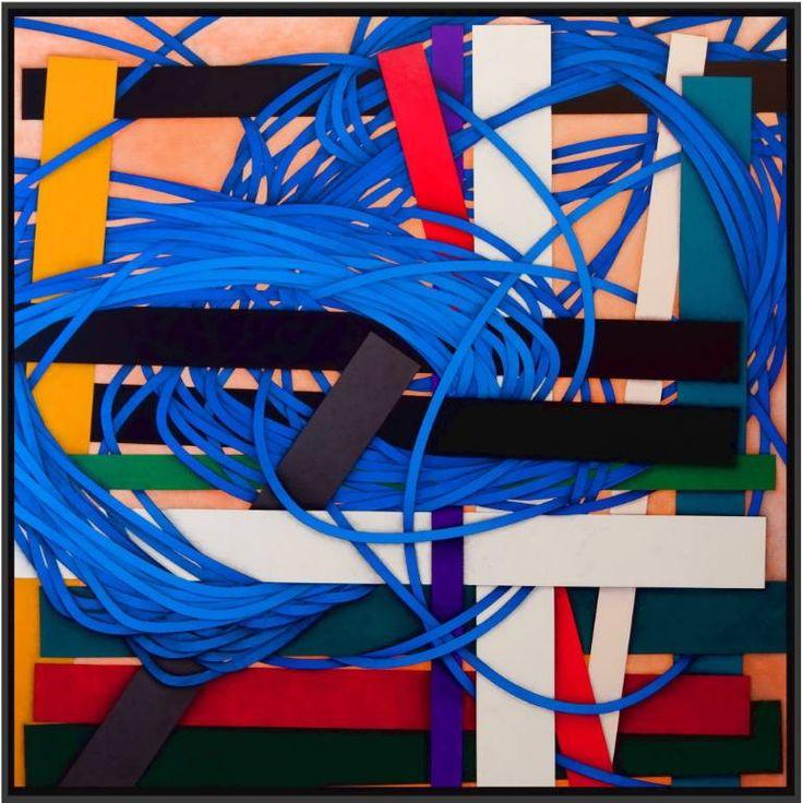 "Saatchi Art Artist Luciano de Liberato; Painting, ""Carousel (giostra)"" #art"