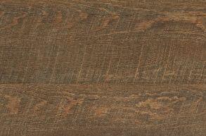 PVC vloer ComfyClick Sawcut Hickory Dakota 54112. Een PVC laminaat vloer welke voorzien is van een voelbare zaagsnede structuur.