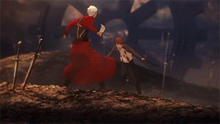 A Beautiful Anime Makes for Beautiful Gifs