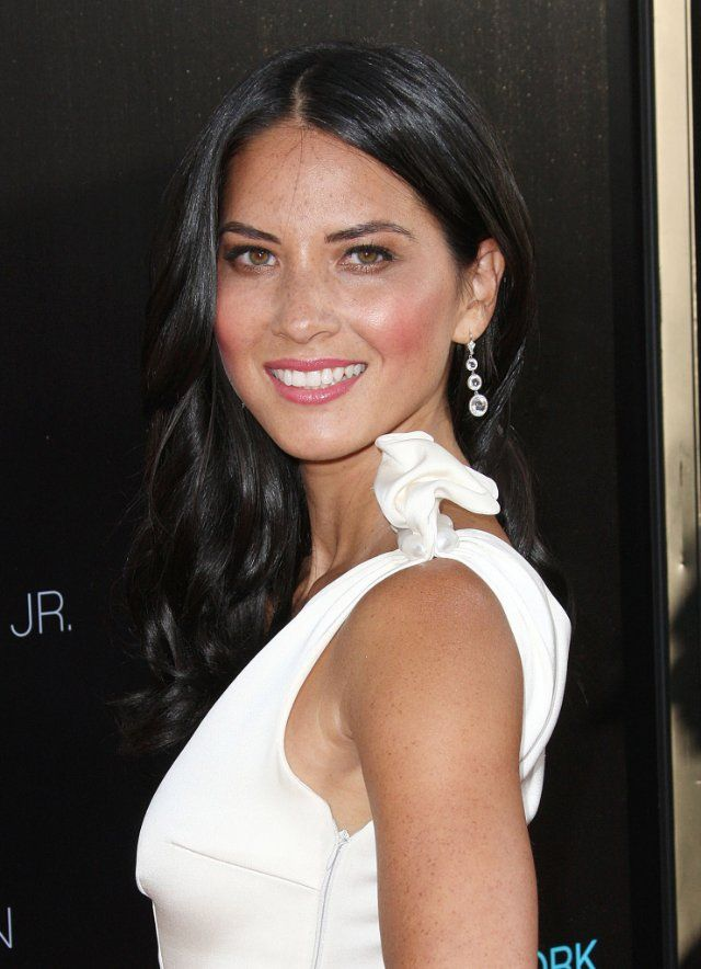 Olivia Munn at event of The Newsroom
