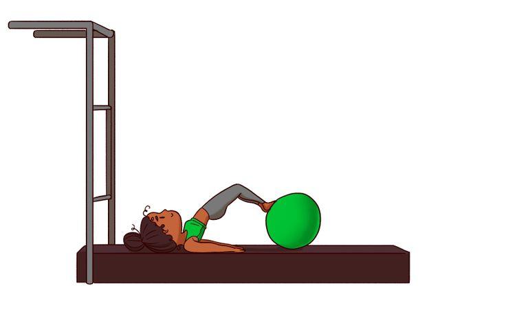 Por que agregar a bola de pilates aos exercícios com equipamentos?