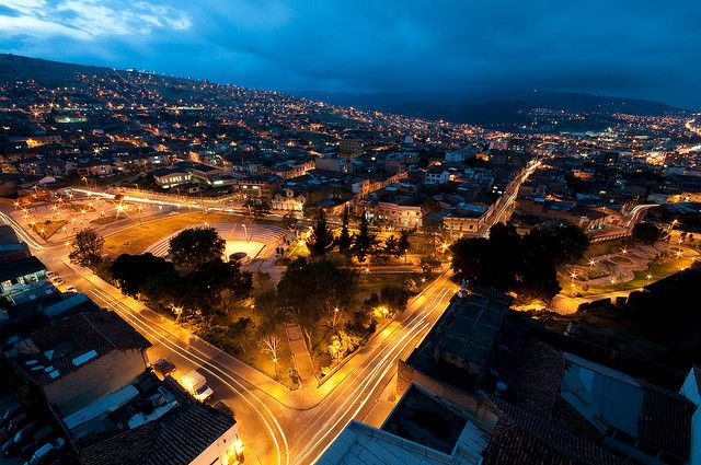 Tunja, capital of the Boyacá department, #Colombia. Visit our website: http://www.going2colombia.com/