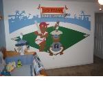Wall Murals Art Decor for Baby Nurseries & Children's Rooms