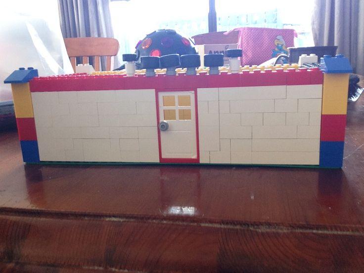 My lego house