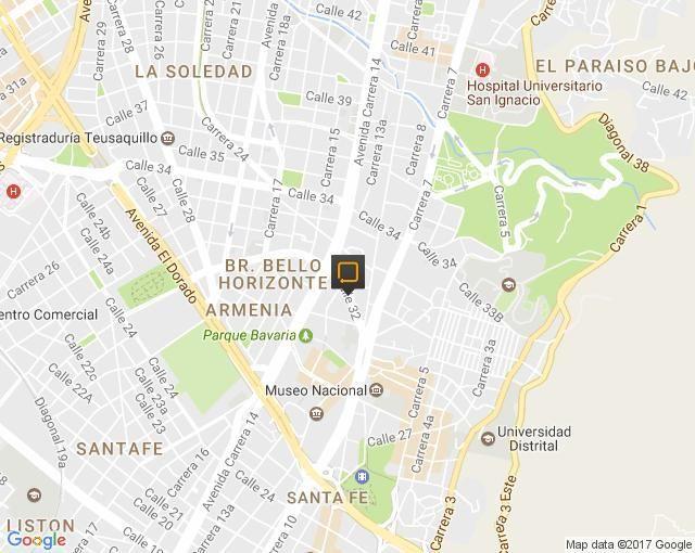 Venta de Apartamento en Parque Central Bavaria - Bogotá D.C. - MC1751217