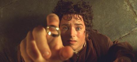 """""""El señor de los anillos: La comunidad del anillo"""""""