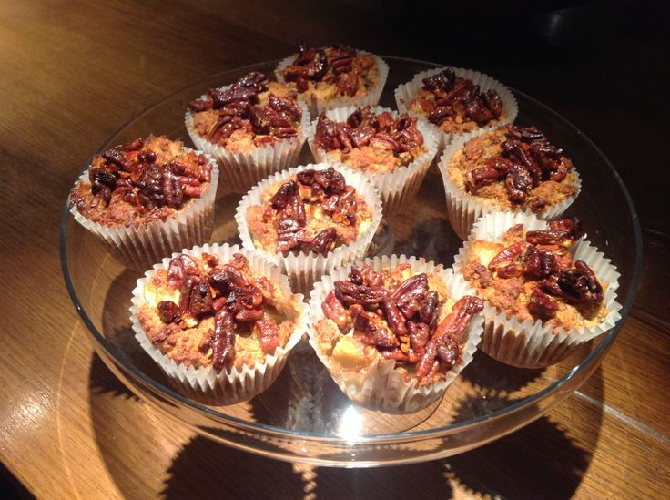 """Gluten and sugar free apple muffins from Sarah Wilson's """"I quit sugar for life"""" book."""