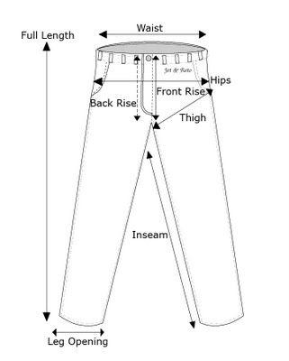 Как правильно выбирать размер джинсов!!!   Итак, каков же правильный размер джинсов?  Если вы можете двумя пальцами оттянуть ткань в районе бедра на 1-2 см, значит штаны вам подходят.     Талия (Waist)талия посадка джинсов  Штаны должны застегиваться без усилий. В то же время, они не должны свободно висеть на бедрах. Если эти условия соблюдены, и вы чувствуете себя комфортно – это ваш размер.  Знайте, что ваш размер не всегда является таковым. Это зависит от бренда. Потому что сегодняшние…