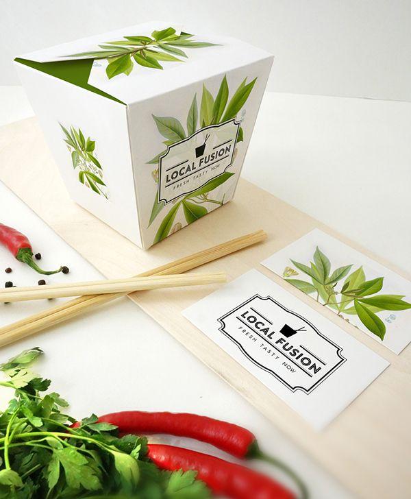 Packaging de comida