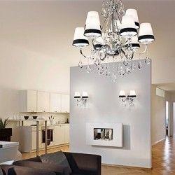 DOMUS SP6 093147 Lampa wisząca IDEAL LUX