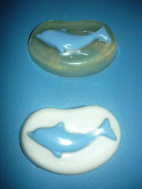 Sabonetes Golfinhos relevo  #golfinho #saboneteartesanal #sabonete #sobencomenda #artesanato