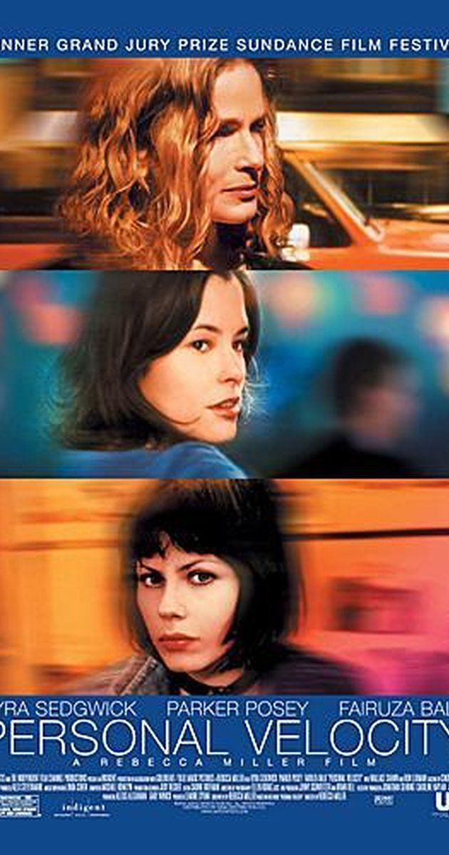 Directed by Rebecca Miller.  With Kyra Sedgwick, Parker Posey, Fairuza Balk, John Ventimiglia. Three women's escapes from their afflicted lives. Each struggles to flee from the men who confine their personal freedom.