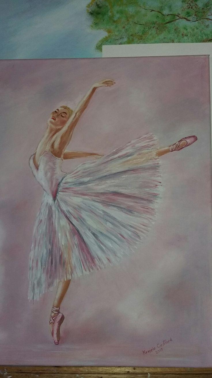 Ballet dancer 2017