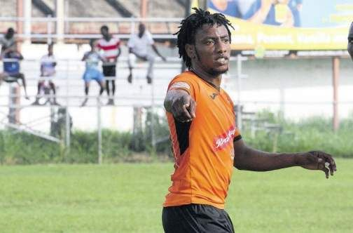 Tevin Shaw relishing second Reggae Boyz call-up - Jamaica Observer