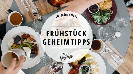 Wir haben 11 Cafés und Restaurants in München herausgesucht, die (noch) nicht für ihr Frühstück stadtbekannt sind – obwohl sie es absolut verdient hätten.