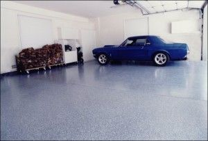 Professionally coated flooring systems are a great way to keep your home in tip-top shape.  Coating systems in a garage can turn a relatively unused area into another room in your house.