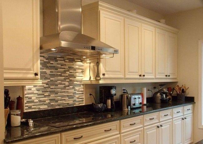 Kitchen High End Kitchen Cabinets Cream Colored Kitchen Cabinets Small  Galley Kitchen Design Ideas 650x462 English