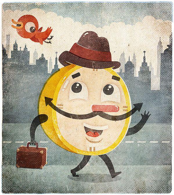 Be On Time | Tuomas Ikonen: Art Illustrations, Amazing Illustrations, Clock, Editorial Illustration, Time Tuomas, Artsy Smartsy