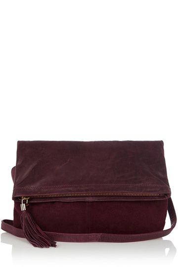 Our favourite foldover clutch bag has had a little makeover, and doesn't she look good