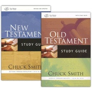 Old and New Testament Study Guide Set: Genesis Through Revelation verse-by-verse Survey   By: Chuck Smith