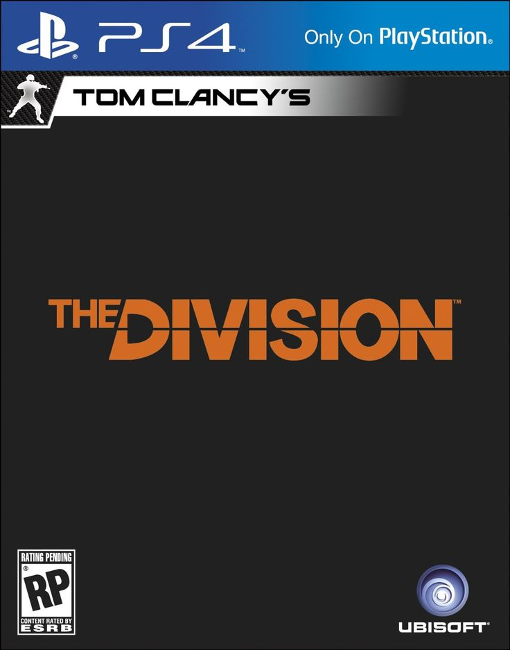 Tom Clancy's The Division: PlayStation 4: Video Games on PlayStation 4 #PS4 #Gaming