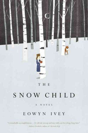 The Snow Child  Ivey's delightful invention hovers somewhere between myth and naturalism — and the effect this creates is mesmerizing.