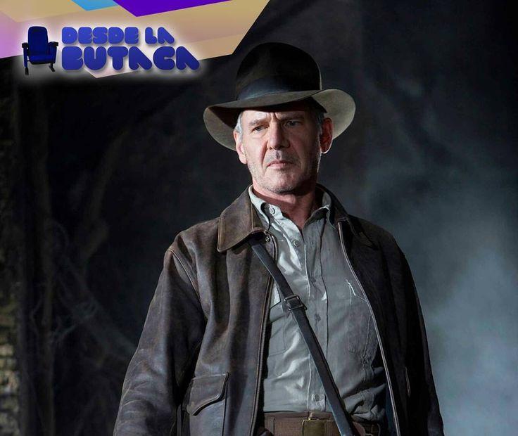 Harrison Ford se despedirá del personaje de Indiana Jones en la quinta películas! Habra un sucesor? Quien será? #DLB #DesdeLaButaca Lee más al respecto en http://ift.tt/1hWgTZH Lo mejor del Cine lo disfrutas #DesdeLaButaca Siguenos en redes sociales como @DesdeLaButacaVe #movie #cine #pelicula #cinema #news #trailer #video #desdelabutaca #dlb