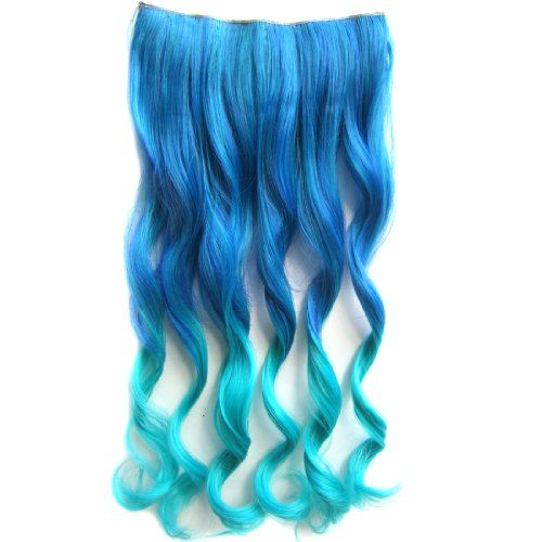 25 best my soon to be hair 3 images on pinterest ecosco ombre dip dye mix color one piece long curly wave clip in hair extension pmusecretfo Choice Image