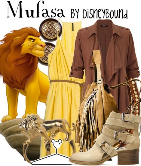 Disney Bound | Mufasa | The Lion King