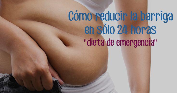 Os proponemos una dieta de solo 1 día que nos ayudará a eliminar líquidos, toxinas y a deshinchar el abdomen.