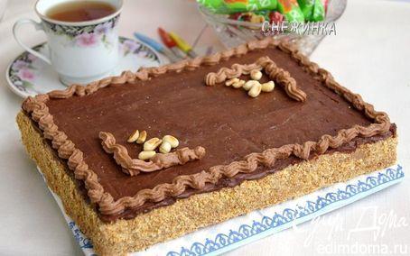 Назад в СССР: Торт «ЛЕНИНГРАДСКИЙ» | Кулинарные рецепты от «Едим дома!»