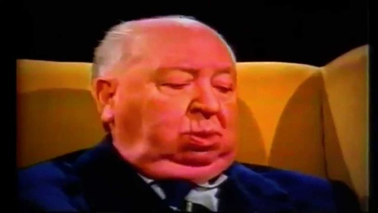 [Video] Tom Snyder interviews Alfred Hitchcock ~ The Tomorrow Show. Full interview. 1973.