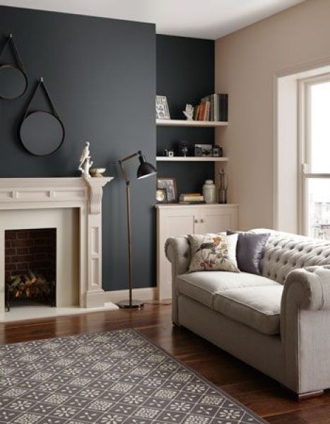 Wallpaper And Paint Ideas Living Room