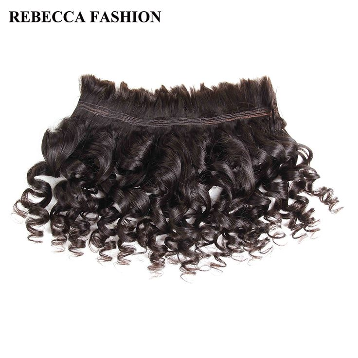 Rebecca Brazilian Remy Loose Wave Bulk Human Hair For Braiding 1 Bundle Free Shipping 10 to 30 Inch No Weft Hair Extensions